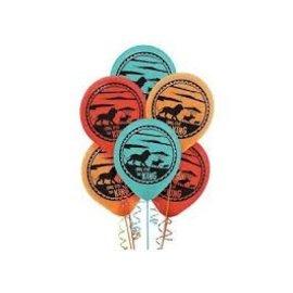 Balloons-Latex-Lion King-6pk