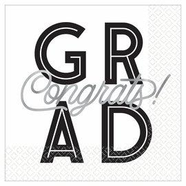 Luncheon Napkins-Graduation-16pk-3ply