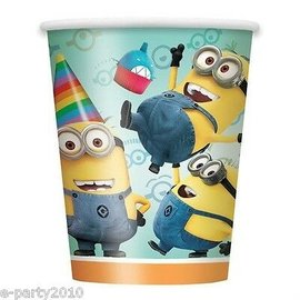 Cups-Despicable Me 2