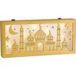 Light up Sign-Eid Mubarak