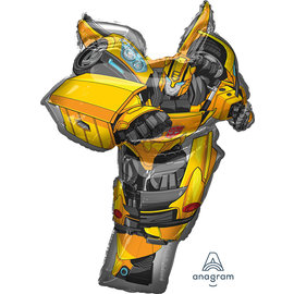 Foil Balloon - Transformers Bumble Bee Super Shape
