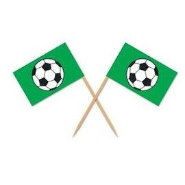 Picks - Soccer (50 Pcs)