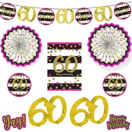 Room Decor Kit - Pink and Gold 60