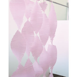 Fringe Garland- Light Pink