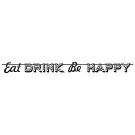 Banner-Glitter-Eat and Enjoy-12ft
