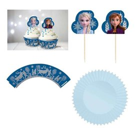 Cupcake Kit-Frozen II