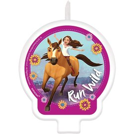 Birthday Candle-Spirit Riding Free