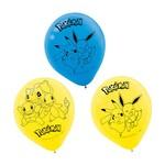 Latex Balloons - Pokemon