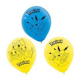 Latex Balloons-Pokemon