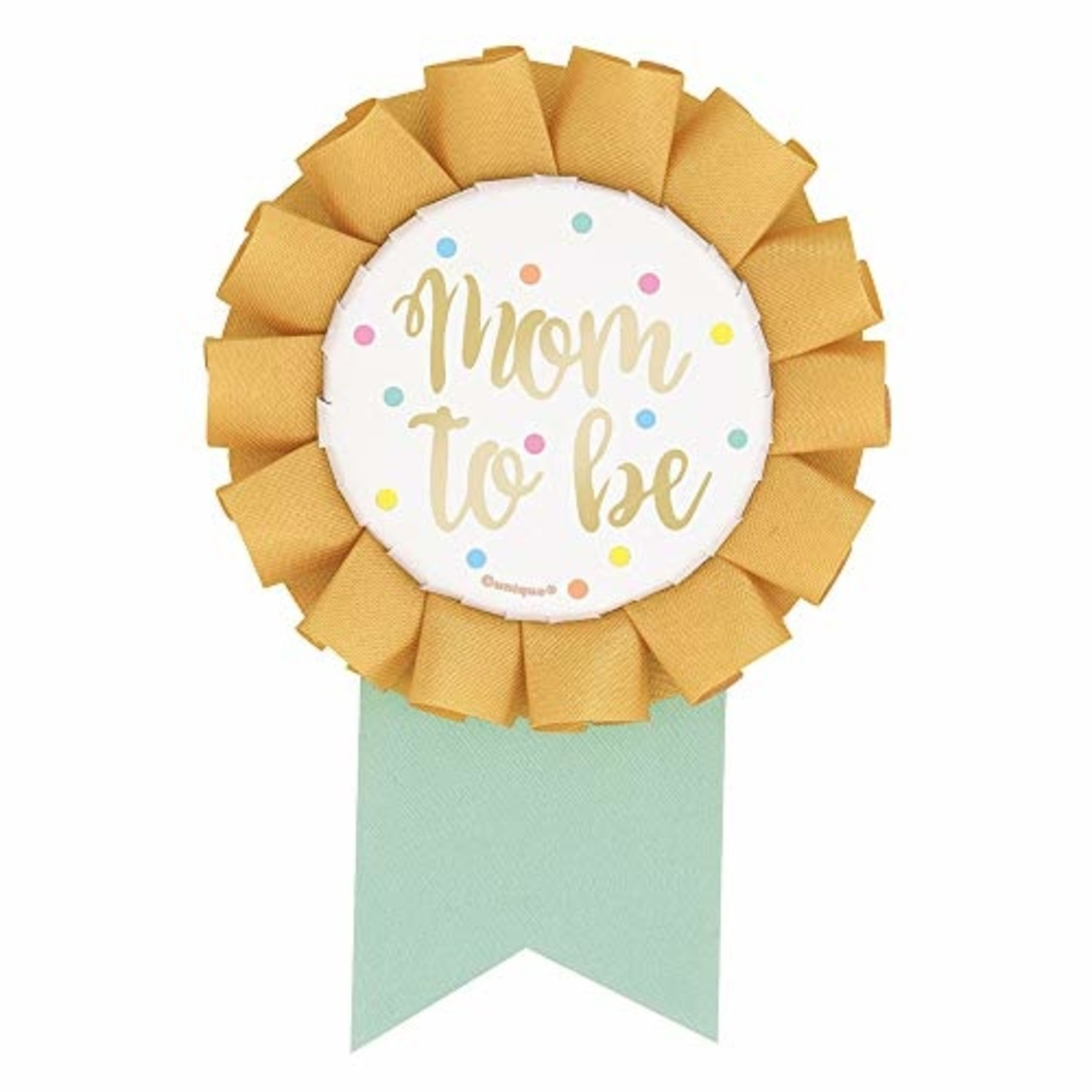 Award Button-Mom To Be