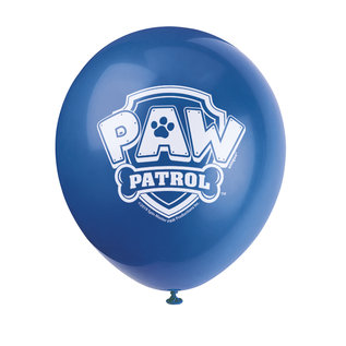 Latex Balloons-Paw Patrol
