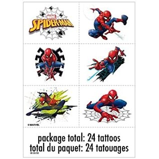 Tattoos-Spiderman