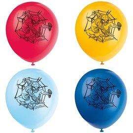 Latex Balloons-Spiderman