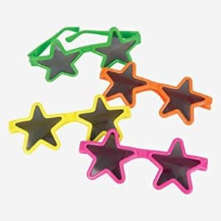 Party Favors-Novelty Star Style Glasses