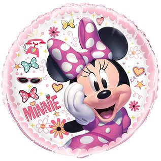 "Foil Balloon-Minnie Mouse-18"""