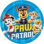 Luncheon Plates-Paw Patrol