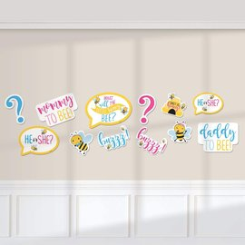 Cutouts-What Will It Bee?-12pcs