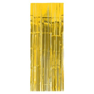 Door Curtain-Yellow Sunshine-3x8ft-Plastic