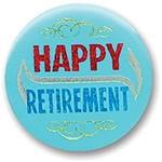Button Happy Retirement