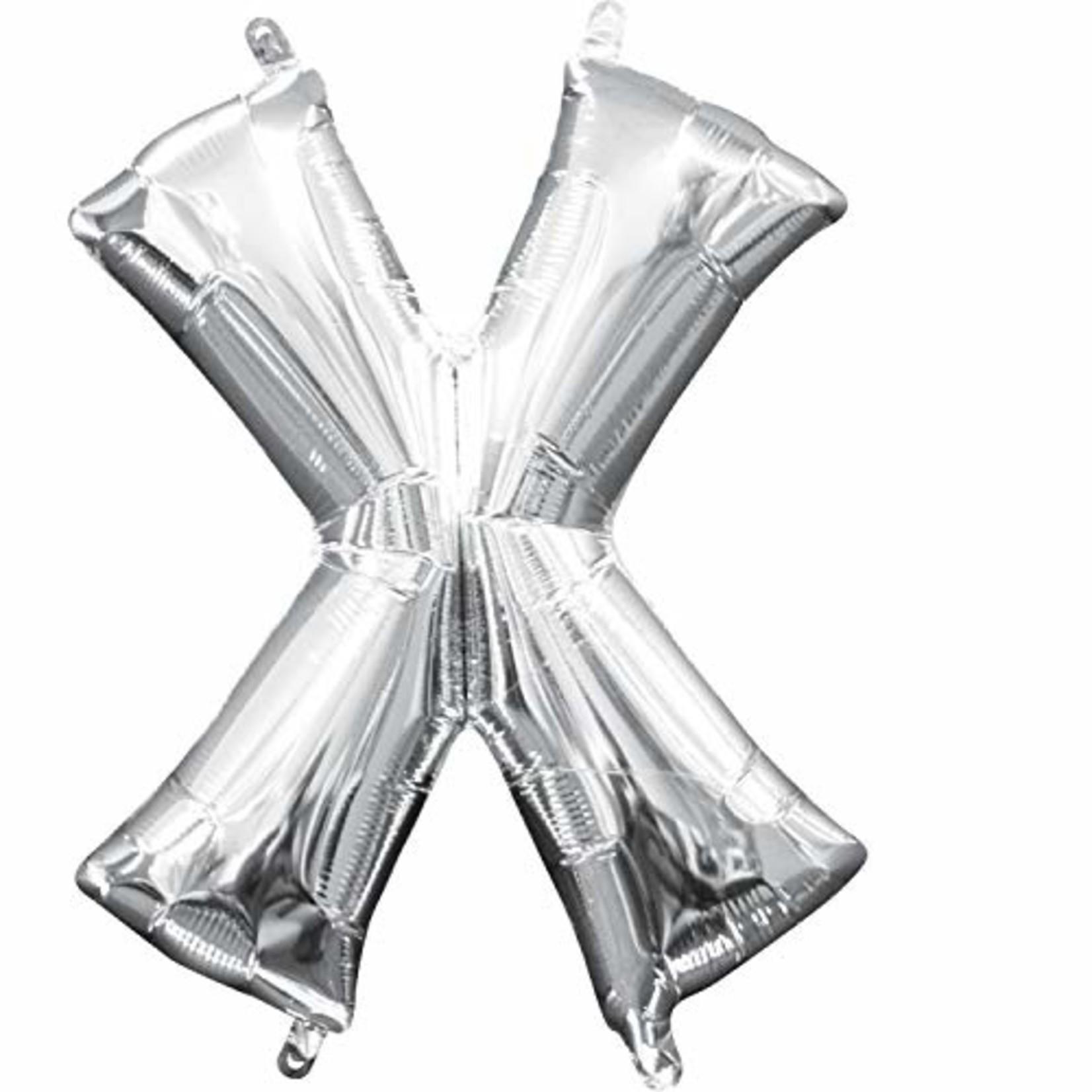 Air Filled Foil-X Silver