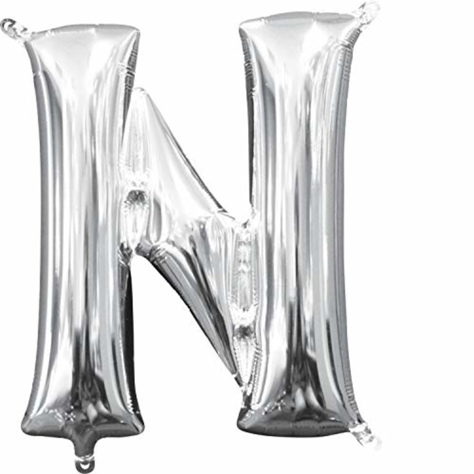 Air Filled Foil-N Silver
