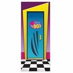 Door Cover- I love the 90's