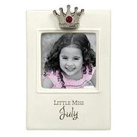 Photo Frame-Little Miss July
