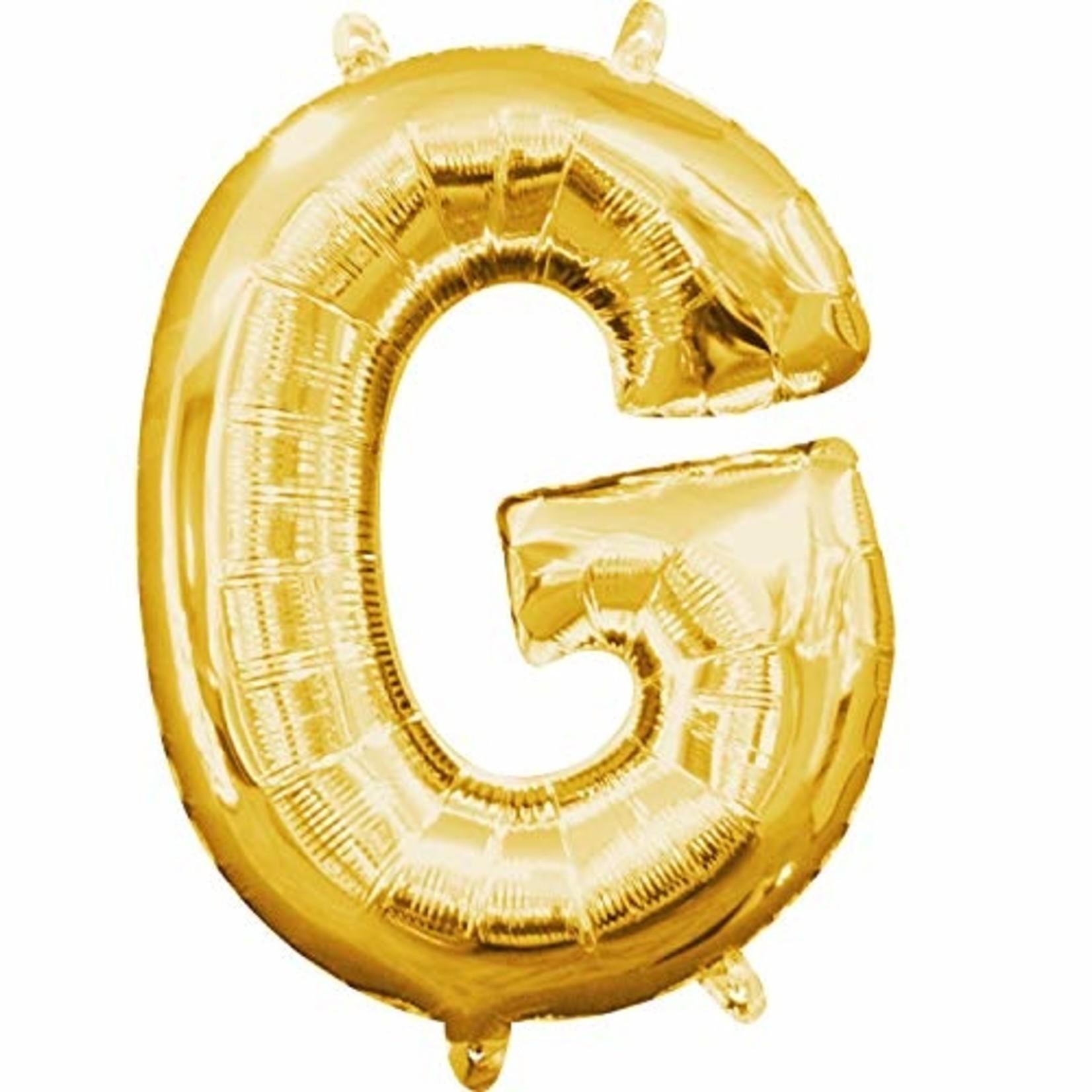 Air Filled Foil- G Gold
