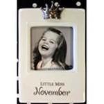 Photo Frame-Little Miss November