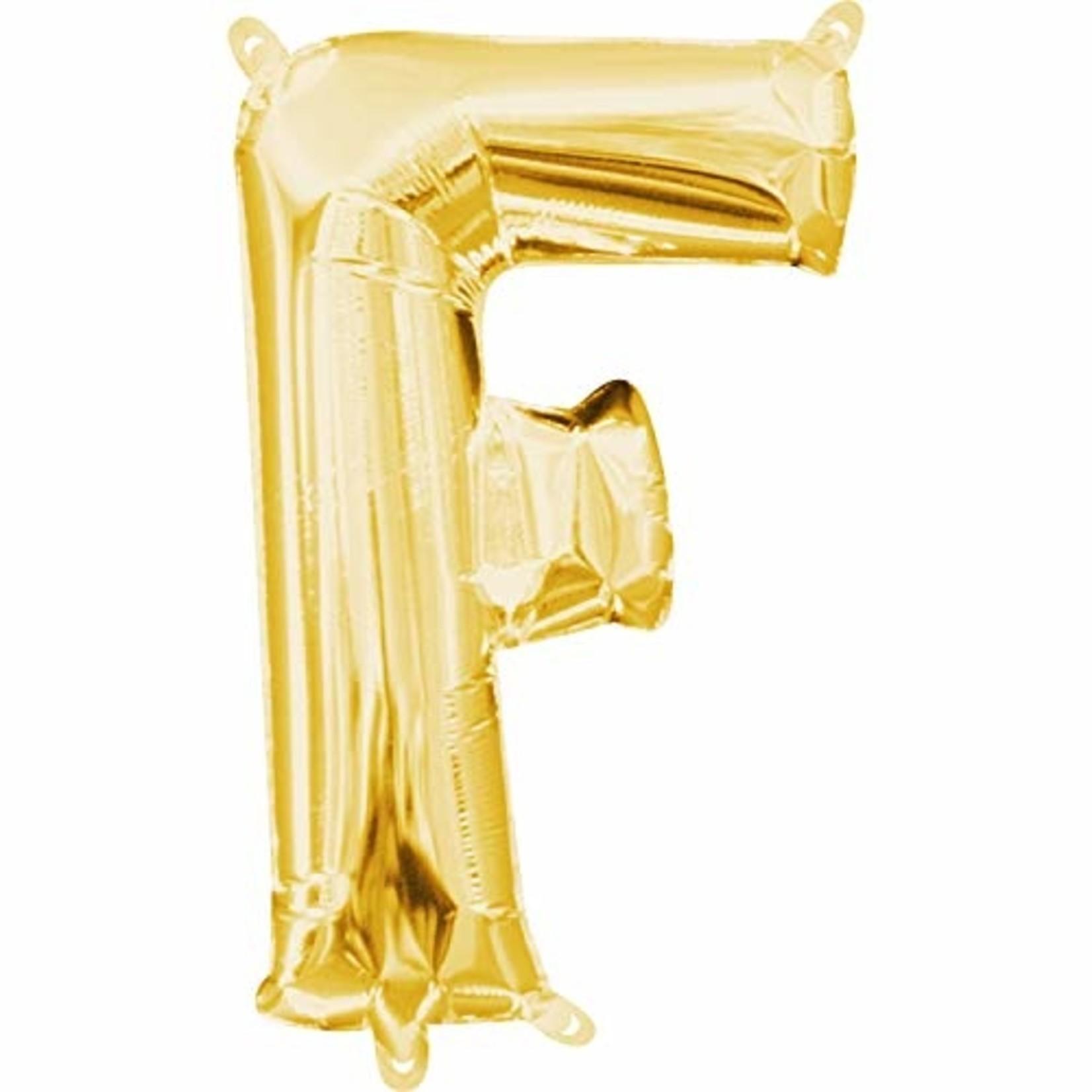 Air Filled Foil - F Gold