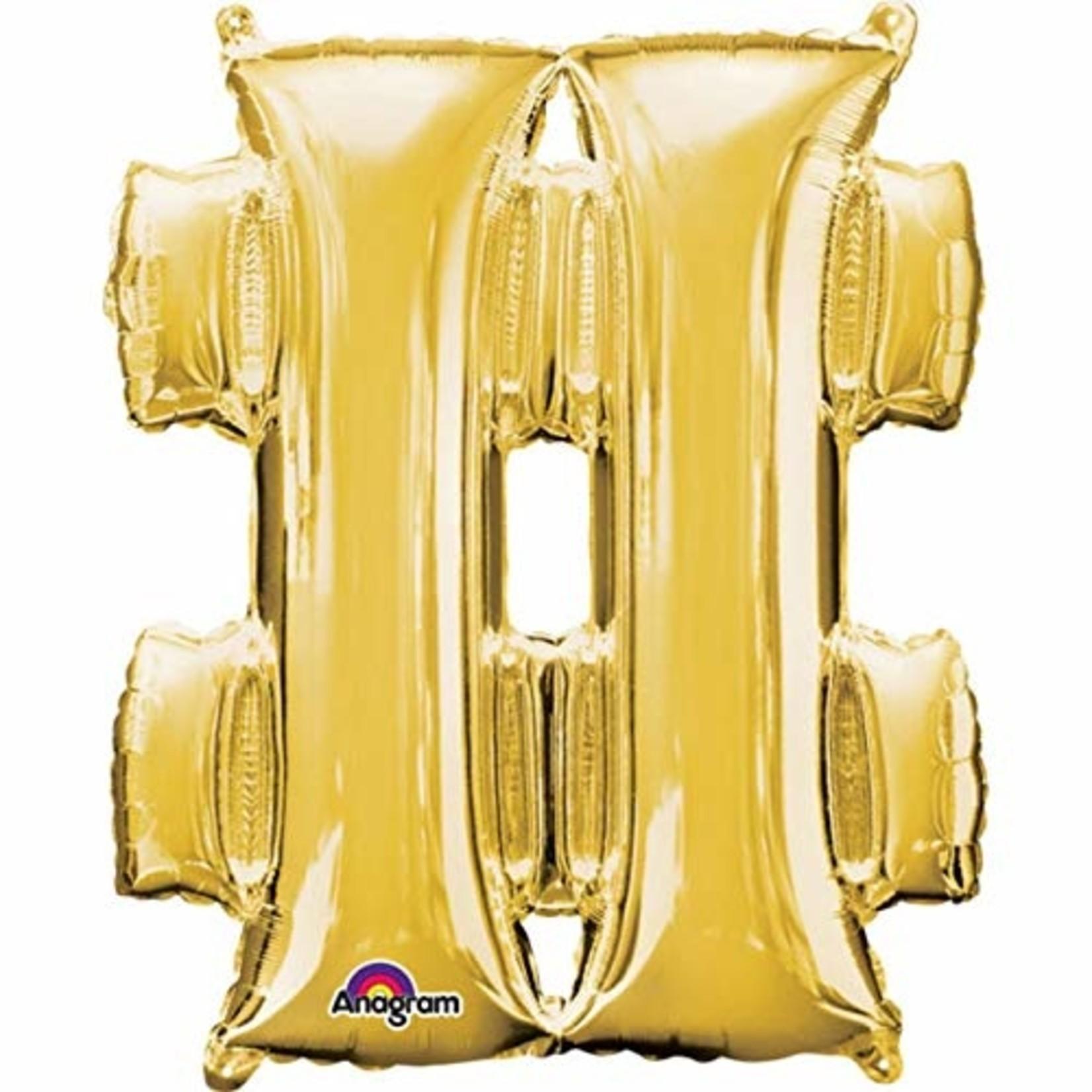 Air Filled Foil-# Gold