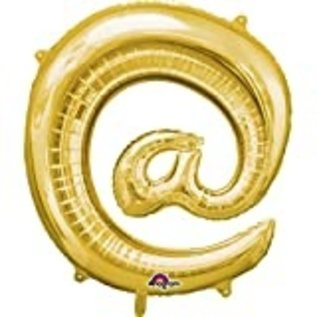 Air Filled Foil-@ Gold