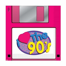 L/N Napkin- I Love The 90's