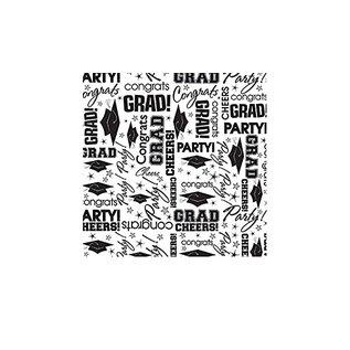 Printed Tissue Paper - Grad