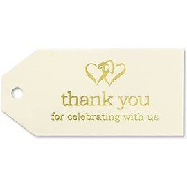 Confetti Cards- Thank You
