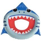"""Inflatable Shark Pool Game- 27.5"""" High!"""