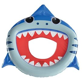 "Inflatable Shark Pool Game- 27.5"" High!"