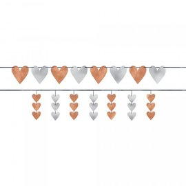 Banner Kit-Navy Bride-2pk