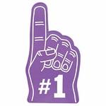 Foam Finger-Purple