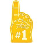 Foam Finger-Yellow