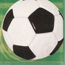 Napkins-LN-3D Soccer-16pk-2ply