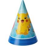 Hats-Cone-Pokemon-8pk-Paper