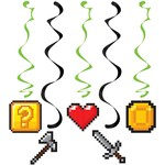 Dizzy Danglers- Gaming Party- 5pk