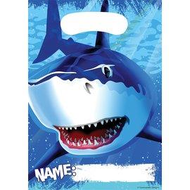 Loot Bags-Shark Splash-8pk