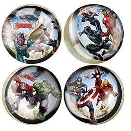 Bouncy Balls-Avengers-4pcs