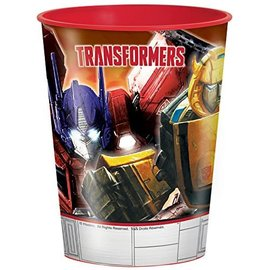 Plastic Cup-Transformers-16oz