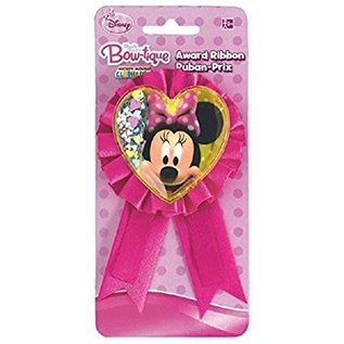 Award Ribbon-Minnie Boutique w/Confetti