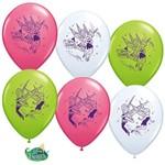Balloon Latex - Tinker Bell - 6 pc