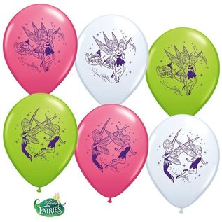 Balloon Latex - Tinker Bell - 6 pc