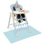 High Chair Kit-Blue